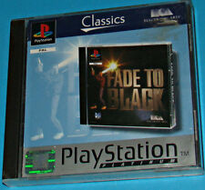Fade to Black - Sony Playstation - PS1 PSX - PAL