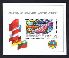 Germany DDR 2097 MNH Cosmonauts - Salyut 6 & Soyuz Intercosmos Space Program SS