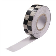1x Reflective Safety Warning Conspicuity Tape Sticker Roll Film Trailer Camper