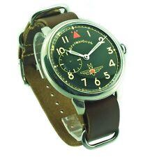 MOLNIYA shturmanskie pilot soviet vintage watch marriage mechanical 3602 USSR