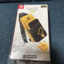 IN HAND Nintendo Switch Pokemon Pocket Monster Pikachu Shoulder Pouch Bag Case