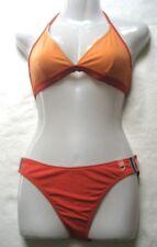 Arena Bikini Da Donna Liverpool Taglia 42 MELON FLAME ORANGE cloro resistente 14098