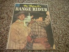 The Flying A's Range Rider # 10 ( 1955) Dell Comics