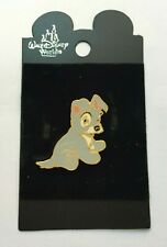 Disney Pin Badge Scamp of Lady and the Tramp