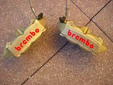 Brembo Monobloc 100 mm BMW S 1000 RR R APRILIA Tuono v4 DUCATI MULTISTRADA 848