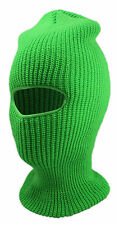 Men Women Ski Mask 1 Hole Beanie Warm Face Mask Winter Hat Cap One Size Fit all
