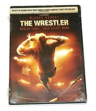 The Wrestler Widescreen DVD Mickey Rourke, Marisa Tomei (2008) NEW