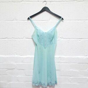 Bundle Of 16x Pieces of Vintage Ladies Nightwear Slip Dresses & Skirts 50's 60's