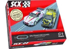 SCX C1 F1 GT 1/32 slot car set Race SCX10000