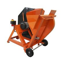 Brennholz Wippkreissäge ATIKA BWS700 N mit Fahrgestell und Hartmetall-Sägeblatt
