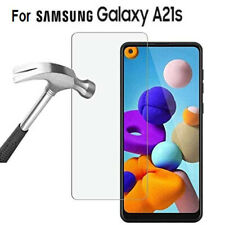 For Samsung Galaxy A21S Best Tempered Glass Guard Screen Protector Saver Cover