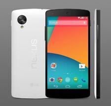 NEW UNLOCKED WHITE LG NEXUS 5 D820 TOUCHSCREEN WIFI CAMERA PHONE KM35