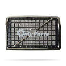 Volvo VNL 04-15 2nd Gen Black Chrome Front Grille