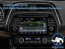 "Clear Screen Protectors for 2016 Nissan Maxima 8"" (2pcs) - Tuff Protect"