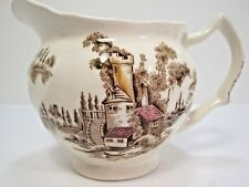 Johnson Bros China Creamer The Old Mill Made in England