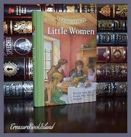 Little Women by Louisa May Alcott  Illustrated Brand New Collectible Hardcover