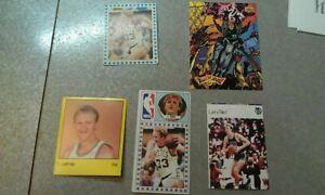 Larry Bird Boston Celtics HOF NBA MANY RARE ODDBALLS WOW YOU PICK UPDATED