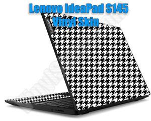 Choose Any 1 Vinyl Skin / Sticker for Lenovo IdeaPad S145 - Free US Shipping!