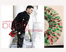 Michael Buble ‎- Christmas Exclusive Limited Red & Green Splatter Vinyl LP