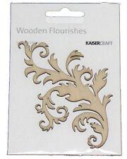 Flourish Kaisercraft Wooden Flourishes