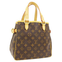 LOUIS VUITTON BATIGNOLLES HAND TOTE BAG SP1024 PURSE MONOGRAM M51156 00795