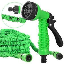 Flexibler Gartenschlauch dehnbarer Wasserschlauch Flexischlauch flexibel Juskys®