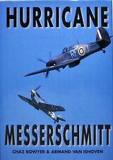 HURRICANE MESSERSCHMITT - Chaz Bowyer & Armand Van Ishoven