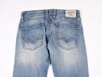 Replay Doc Straight Fit Herren Jeans Größe 33/34