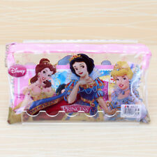 Disney Princess Pencil Bag Kid Kindergarten School Stationery Pack Set Toy Gift