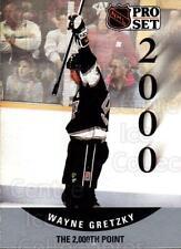 1990-91 Pro Set #703 Wayne Gretzky