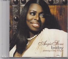 Angie Stone-Baby Promo cd single