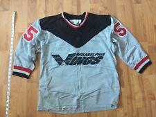 Philadelphia Wings Lacrosse Jersey Vintage Size Large
