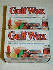 Gulf Wax Household Paraffin Wax For Canning Candlemaking - 2 16Oz Boxes