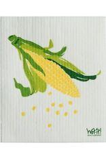Wet-It Fresh Corn Swedish Kitchen Bathroom Garage Dishcloths Towel Cloth