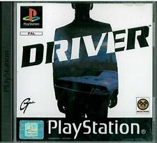 Driver Sony Playstation 1 PS1 15+ Racing Driving Game