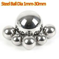 New Listingsteel Ball Dia 1mm 30mm High Precision Bearing Balls For Bike Bicycle Slingshot