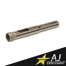 Foret / Mèche Diamant Ø 6mm - Carrelage Verre Grès cérame - Scie cloche Trépan