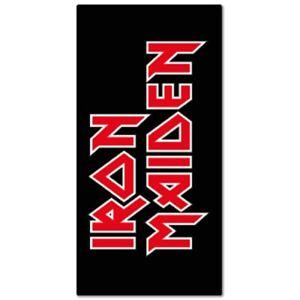 Handtuch Iron Maiden Logo   301356 #