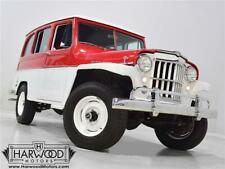 1959 Willys Utility Wagon