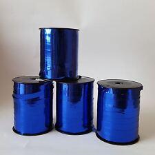 Bobina mm 10 x 250 metri nastro lucido splendide per coccarde Blu - Art. 6870.08