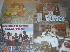 4x George Baker Selection: Love in the world/A Song for You/Holy Day/Paloma Blan