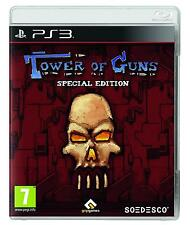 Tower of guns-Special Edition   ps3   nuevo & OVP   usk12