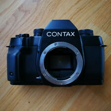 Contax ST 35mm SLR Camera Body with Minor issue Made in Japan