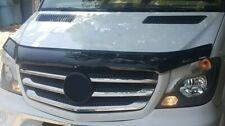 Front Bug Shield Hood Deflector Guard For Mercedes Sprinter W906 2013-2019