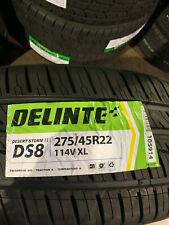 1 New 275 45 22 Delinte Desert Storm II DS8 Tire
