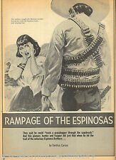 Religious Inspired Rampage of the Espinoas Brothers+Addleman,Armijo,Austin,Beale