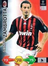 Panini Super strikes gianluca zambrotta
