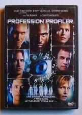 DVD PROFESSION PROFILER - Val KILMER / Christian SLATER / James TODD SMITH