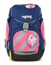 Ergobag Pack Sicherheitsset Pink 3-teilig mit Reflektorstreifen