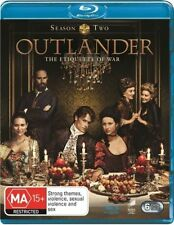 Outlander : Season 2 (Blu-ray, 2016, 6-Disc Set)